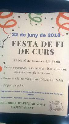 FESTA FINAL DE CURS